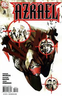 Cover Thumbnail for Azrael (DC, 2009 series) #3