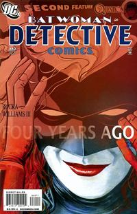Cover Thumbnail for Detective Comics (DC, 1937 series) #860 [Direct Sales]