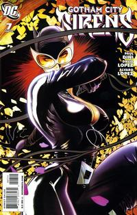 Cover Thumbnail for Gotham City Sirens (DC, 2009 series) #7