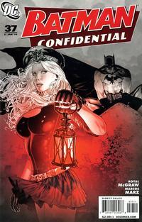 Cover Thumbnail for Batman Confidential (DC, 2007 series) #37