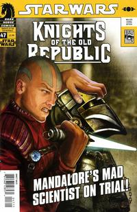Cover Thumbnail for Star Wars Knights of the Old Republic (Dark Horse, 2006 series) #47