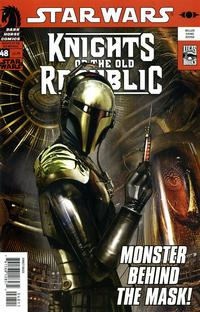 Cover Thumbnail for Star Wars Knights of the Old Republic (Dark Horse, 2006 series) #48