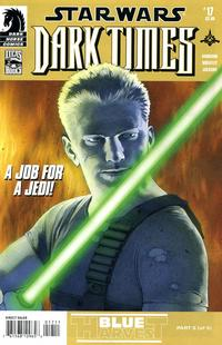 Cover for Star Wars: Dark Times (Dark Horse, 2006 series) #17