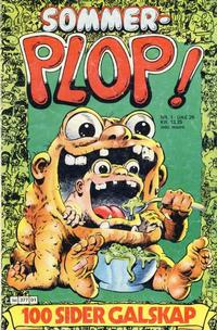 Cover Thumbnail for Sommerplop (Semic, 1983 series) #1