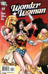 Cover Thumbnail for Wonder Woman (DC, 2006 series) #37