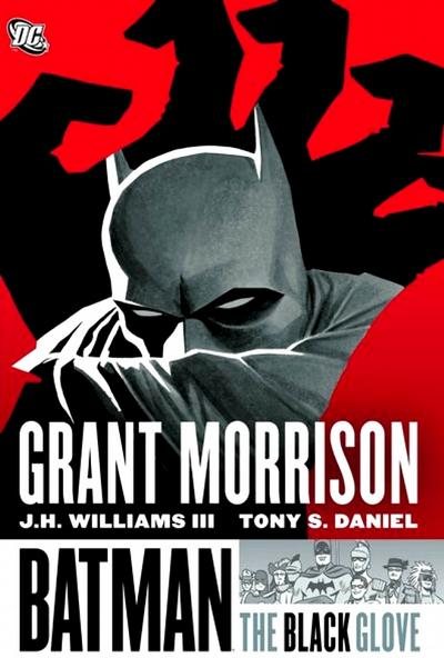 Cover for Batman: The Black Glove (DC, 2009 series)