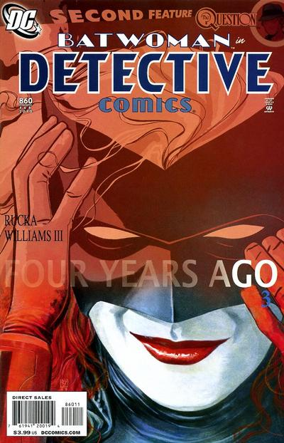 Cover for Detective Comics (DC, 1937 series) #860 [Alex Ross Variant Cover]