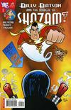 Cover for Billy Batson & the Magic of Shazam! (DC, 2008 series) #9