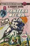 Cover for La Pantera Negra (Editorial OEPISA, 1974 series) #32