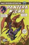 Cover for La Pantera Negra (Editorial OEPISA, 1974 series) #38