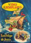 Cover for Vidas Ejemplares (Editorial Novaro, 1954 series) #1