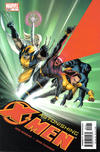 Cover for Astonishing X-Men (Marvel, 2004 series) #1 [Team Cover]