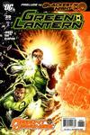 Cover for Green Lantern (DC, 2005 series) #39 [Philip Tan / Jonathan Glapion Cover]