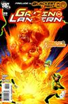 Cover for Green Lantern (DC, 2005 series) #39 [Second Printing]