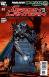 Cover Thumbnail for Green Lantern (2005 series) #43 [Second Printing]