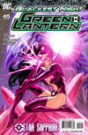 Cover for Green Lantern (DC, 2005 series) #45 [Francis Manapul Cover]