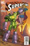 Cover for Supergirl (DC, 2005 series) #3 [Direct Sales - Michael Turner Cover]