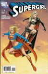 Cover for Supergirl (DC, 2005 series) #5 [Ian Churchill / Michael Turner Cover]
