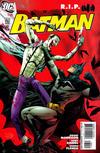 Cover for Batman (DC, 1940 series) #680 [Tony S. Daniel / Sandu Florea Cover]