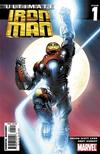 Cover Thumbnail for Ultimate Iron Man (2005 series) #1 [Cover B]