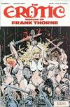 Cover for The Erotic Worlds of Frank Thorne (Fantagraphics, 1990 series) #1 [Warrior women cover]