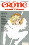 Cover for The Erotic Worlds of Frank Thorne (Fantagraphics, 1990 series) #1 [Sword cover]