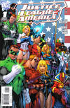 Cover Thumbnail for Justice League of America (2006 series) #1 [Ed Benes / Mariah Benes Cover - Left Side]