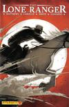 Cover for The Lone Ranger (Dynamite Entertainment, 2006 series) #4 [Reorder Variant Cover]