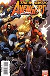 Cover Thumbnail for The Mighty Avengers (2007 series) #1 [Yu Variant Cover]