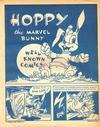 Cover for Hoppy, the Marvel Bunny [Well Known Comics] (Fawcett, 1944 series) #[nn]