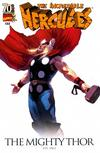 Cover for Incredible Hercules (Marvel, 2008 series) #132 [Marvel 70th Anniversary]