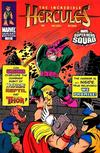 Cover for Incredible Hercules (Marvel, 2008 series) #135 [Super Hero Squad Variant Edition]
