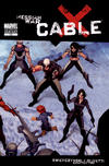 Cover for Cable (Marvel, 2008 series) #13 [2nd Print Variant]