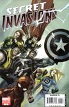 Cover Thumbnail for Secret Invasion (2008 series) #1 [Leinil Francis Yu Variant Cover]