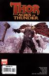 Cover Thumbnail for Thor: Ages of Thunder (2008 series) #1 [Second Printing]