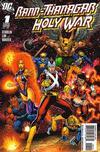 Cover Thumbnail for Rann / Thanagar Holy War (2008 series) #1 [1:10 Cover Variant]