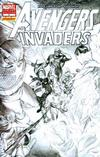 Cover for Avengers/Invaders (Marvel, 2008 series) #1 [Sketch]