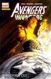 Cover for Avengers/Invaders (Marvel, 2008 series) #1 [Director's Cut]