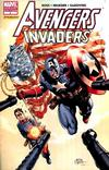 Cover for Avengers/Invaders (Marvel, 2008 series) #2 [Variant Edition Perkins]