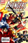 Cover for Avengers/Invaders (Marvel, 2008 series) #4 [Alan Davis]