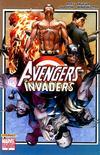 Cover for Avengers/Invaders (Marvel, 2008 series) #6 [Coipel]