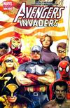 Cover for Avengers/Invaders (Marvel, 2008 series) #9 [Suydam]