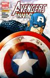 Cover for Avengers/Invaders (Marvel, 2008 series) #11 [Alberti]