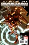 Cover Thumbnail for Invincible Iron Man (2008 series) #1 [Salvador Larroca Cover]