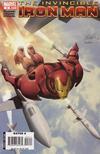 Cover Thumbnail for Invincible Iron Man (2008 series) #3 [Salvador Larroca Cover]
