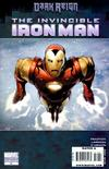 Cover for Invincible Iron Man (Marvel, 2008 series) #14 [Second Printing]