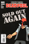 Cover for Deadpool (Marvel, 2008 series) #12 [2nd Print Variant]