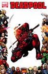 Cover for Deadpool (Marvel, 2008 series) #13 [Marvel 70th Anniversary Border]