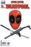 Cover for Deadpool (Marvel, 2008 series) #13 [2nd Print Variant]