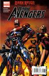 Cover for Dark Avengers (Marvel, 2009 series) #1 [2nd Printing Variant]